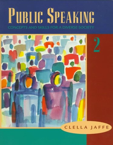 9780534529208: Public Speaking: Concepts and Skills for a Diverse Society
