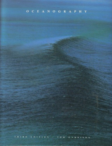 9780534530822: Oceanography: An Invitation to Marine Science / with InfoTrac College Edition