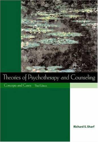 9780534531041: Theories of Psychotherapy and Counseling: Concepts and Cases (with InfoTrac)