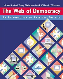 9780534531539: The Web of Democracy: An Introduction to American Politics (High School/Retail Version)