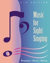 9780534532994: Music for Sight Singing