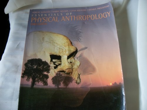 9780534533076: Essentials of Physical Anthropology (Anthropology Series)