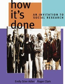 9780534533250: How It's Done: An Invitation to Social Research