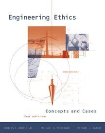 9780534533977: Engineering Ethics: Concepts and Cases with CD-ROM