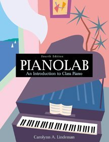 9780534534349: Pianolab: An Introduction to Class Piano