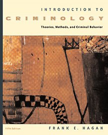 9780534534509: Introduction to Criminology (High School/Retail Version)