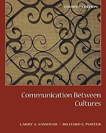 9780534534608: Communication Between Cultures With Infotrac