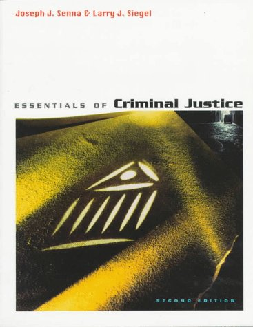 9780534535148: Essentials of Criminal Justice