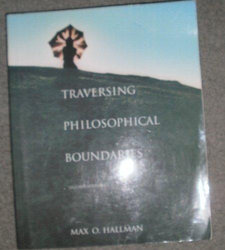 9780534535865: Traversing Philosophical Boundaries