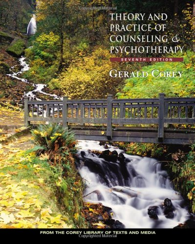 9780534536053: Theory and Practice of Counseling and Psychotherapy (with Web Site, Chapter Quiz Booklet, and InfoTrac) (Available Titles CengageNOW)