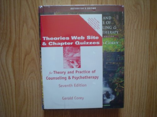9780534536077: IE Theory and Practical Cnsl W Quiz