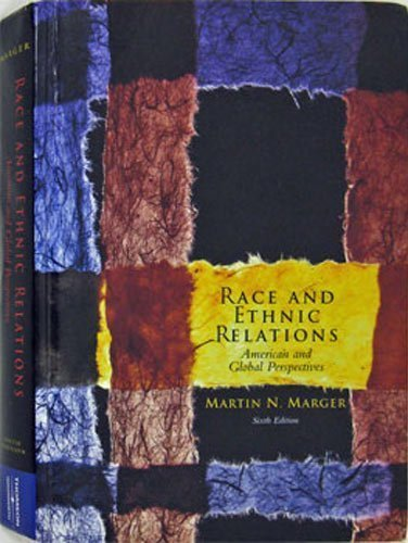 9780534536862: Race and Ethnic Relations: American and Global Perspectives