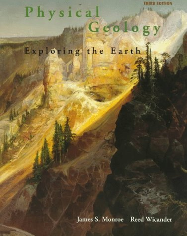 9780534537753: Physical Geology: Exploring the Earth (Wadsworth Earth Science and Astronomy Series)