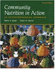 9780534538293: Community Nutrition in Action: An Entrepreneurial Approach