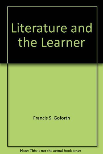 9780534538941: Literature and the Learner