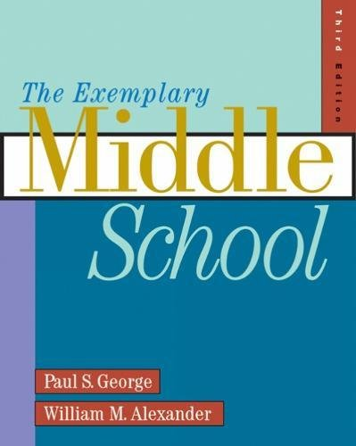9780534539481: The Exemplary Middle School