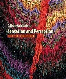 9780534539641: Sensation and Perception