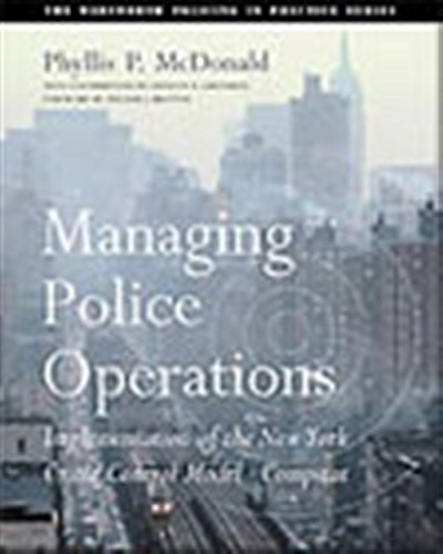 9780534539917 managing police operations implementing