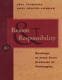 9780534543518: Reason and Responsibility: Readings in Some Basic Problems of Philosophy