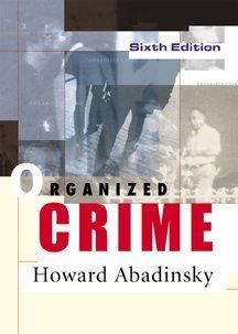 9780534543808: Organized Crime