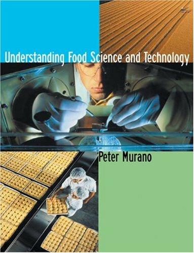9780534544874: Food Sci & Tech