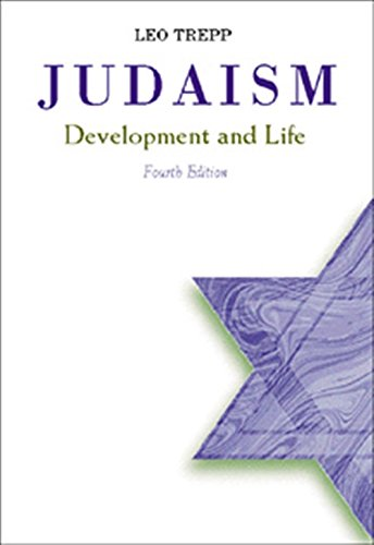 Judaism: Development and Life: Leo Trepp