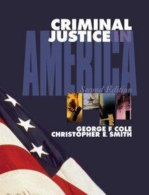 9780534546663: Criminal Justice in America