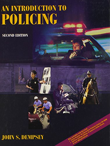 9780534546755: Introduction to Policing (Criminal Justice Series)