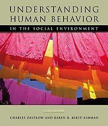 9780534546892: Understanding Human Behavior And The Social Environment