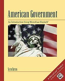 9780534547165: American Government : An Introduction Using MicroCase ExplorIt