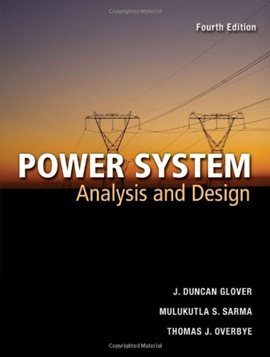 9780534548841: Power Systems Analysis and Design