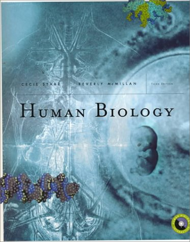 9780534551056: Human Biology with CD-ROM