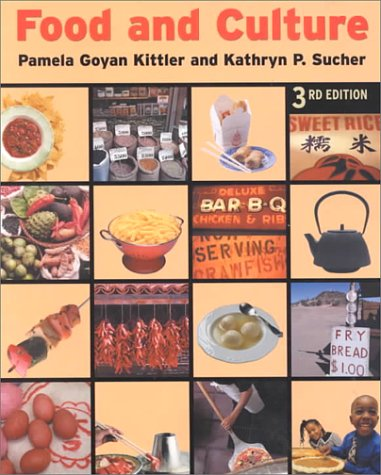 9780534551643: Food and Culture: A Nutrition Handbook