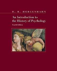 9780534551827: An Introduction to the History of Psychology