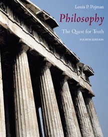 9780534551872: Philosophy: The Quest for Truth