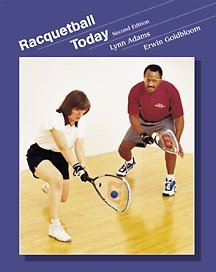 9780534552343: Racquetball Today (Wadsworth Health Fitness)