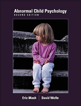9780534554132: Abnormal Child Psychology (with InfoTrac)