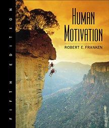9780534555337: Human Motivation (High School/Retail Version)
