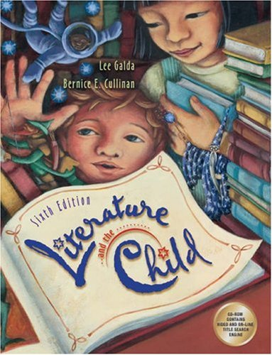 9780534555443: Literature And The Child With Infotrac