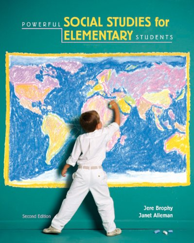 9780534555450: Powerful Social Studies for Elementary Students