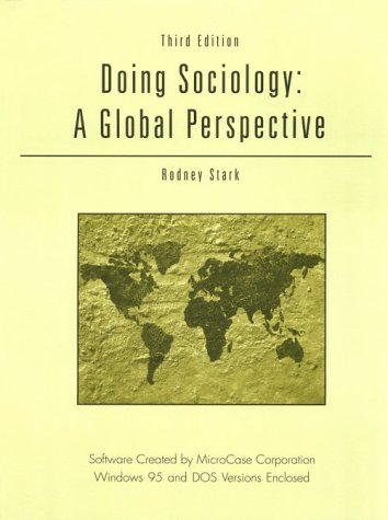 9780534555986: Doing Sociology : An Introduction Through Micro Case/Book and 3 Inch Disk