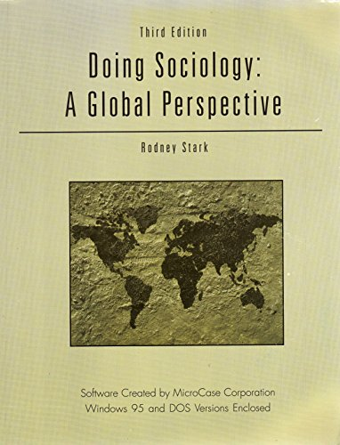 9780534556006: Doing Sociology: A GLobal Perspective (Instructor's Key)
