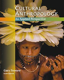 9780534556266: Cultural Anthropology: An Applied Perspective (Non-InfoTrac Version)