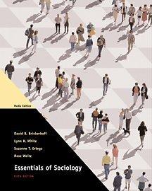9780534556532: Essentials of Sociology, Media Edition (High School/Retail Version)