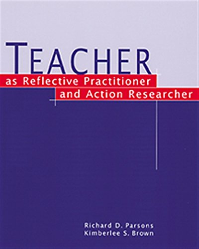 9780534557119: Teacher as Reflective Practitioner and Action Researcher