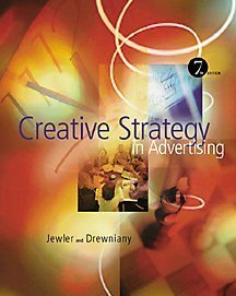9780534557836: Creative Strategy in Advertising With Infotrac