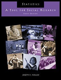 9780534557850: Statistics: A Tool for Social Research