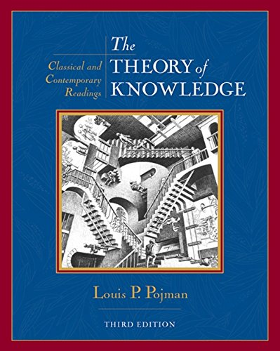 9780534558222: The Theory of Knowledge: Classic and Contemporary Readings