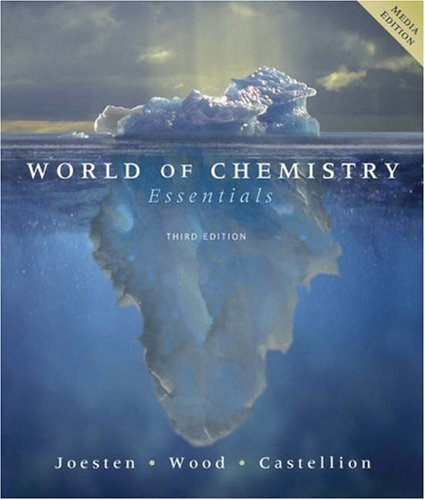 9780534559090: World of Chemistry: Essentials (with CD-ROM and InfoTrac)