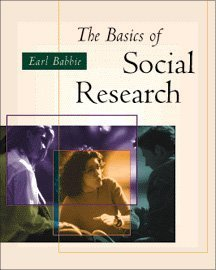 The Basics of Social Research/With Info-Trak (0534559530) by Babbie, Earl
